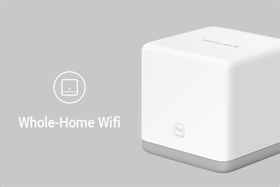 Whole-Home Wi-Fi