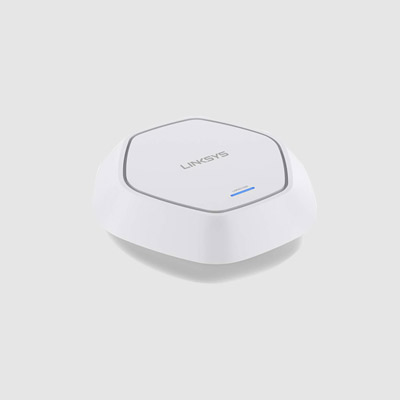 Linksys Business LAPAC1750C AC1750 Dual-Band Cloud Wireless Access Point