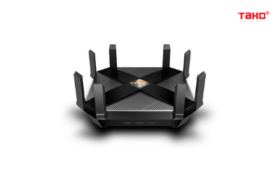 AX6000 Router Wi-Fi 6 Thế Hệ Kế Tiếp TP-Link