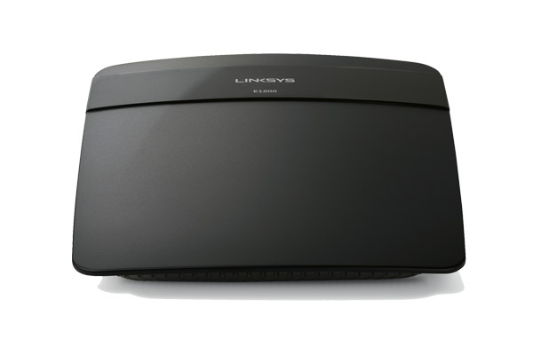 LINKSYS E1200 N300 WIRELESS ROUTER 1