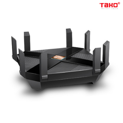 Router Wi-Fi 6 Thế Hệ Kế Tiếp TP-Link AX6000 2