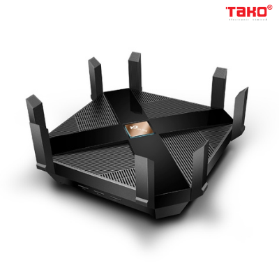 Router Wi-Fi 6 Thế Hệ Kế Tiếp TP-Link AX6000 3