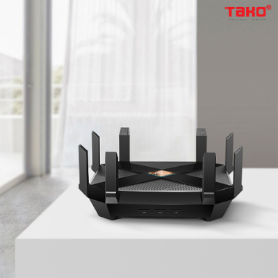 Router Wi-Fi 6 Thế Hệ Kế Tiếp TP-Link AX6000 7