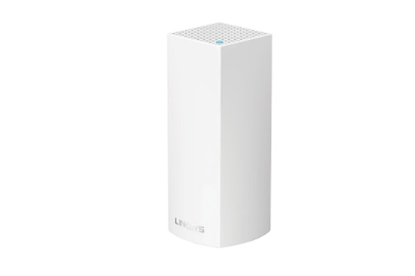 WHW0303-AH Linksys Velop Intelligent Mesh WiFi System, Tri-Band, 3-Pack White (AC6600) 3